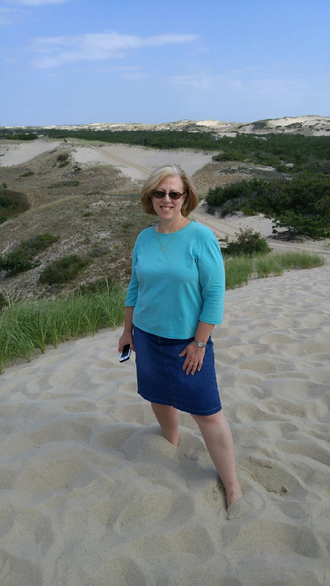 Meet a Breast Cancer Helpline Volunteer: Ellen